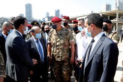 Lebanese president promises transparent inquiry into Beirut blast