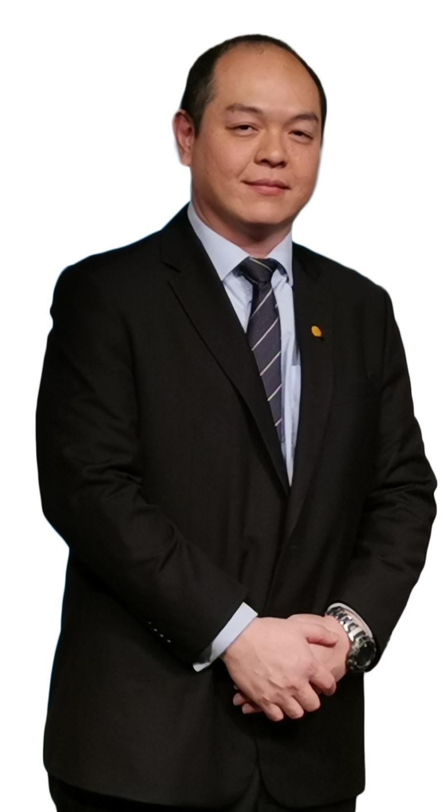 LGMS chief executive officer Fong Choong Fook