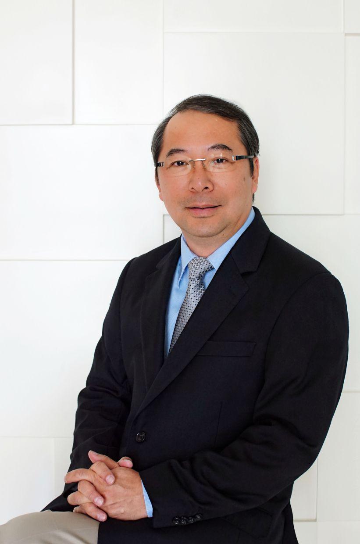 SAS Malaysia managing director Cheam Tat Inn