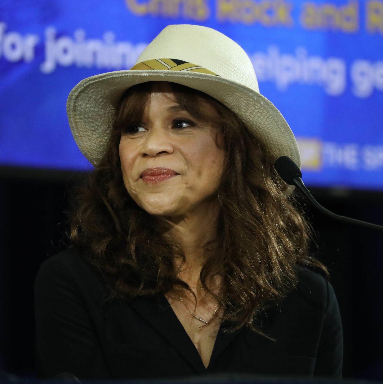 Rosie Perez hates travelling. Photo: AFP