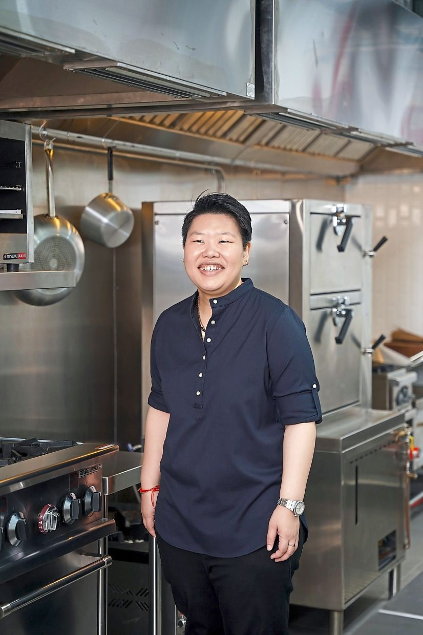 Huen says cloud kitchens are cost-efficient for F&B businesses.
