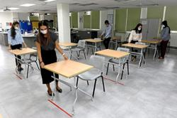 College ensures SOPs are in place in preparation for its reopening