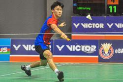 Chong King vows to fight to the last for Thomas Cup slot