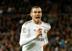 Bale left out of Real Madrid squad to face Man City
