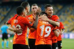 Shakhtar, Copenhagen reach Europa League last eight
