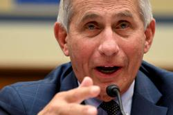Fauci expects tens of millions of coronavirus vaccine doses at start of 2021