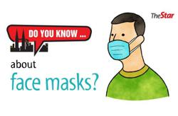 Do you know ... about face masks?