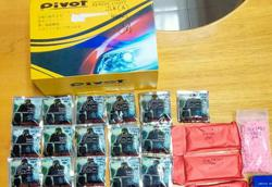 Miri police: Duo arrested for drug trafficking operate two drug labs