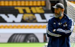 Wolves need more time off before new season, says Santo