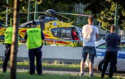 Jakobsen in coma after collision during Tour of Poland