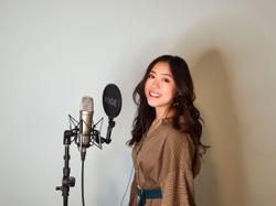 Malaysian teen singer Charmaine Koh on recording with Hollywood producers