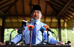 Musa, assemblymen sue TYT, Shafie over dissolution of Sabah assembly