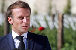 French President: Lebanon needs reforms or will suffer more