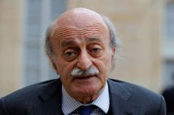 Druze leader Jumblatt urges international probe into Beirut port blast