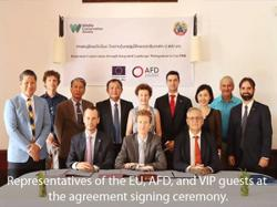 European-funded project to preserve Lao biodiversity