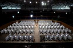 Vietnam turns Danang stadium into field hospital amid Covid-19 outbreak