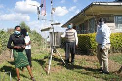 Weather alerts at risk as Kenya's radio stations struggle amid virus downturn