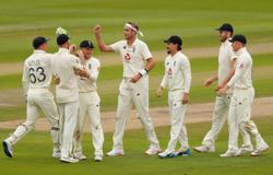 Improved England restrict Pakistan at lunch on day two