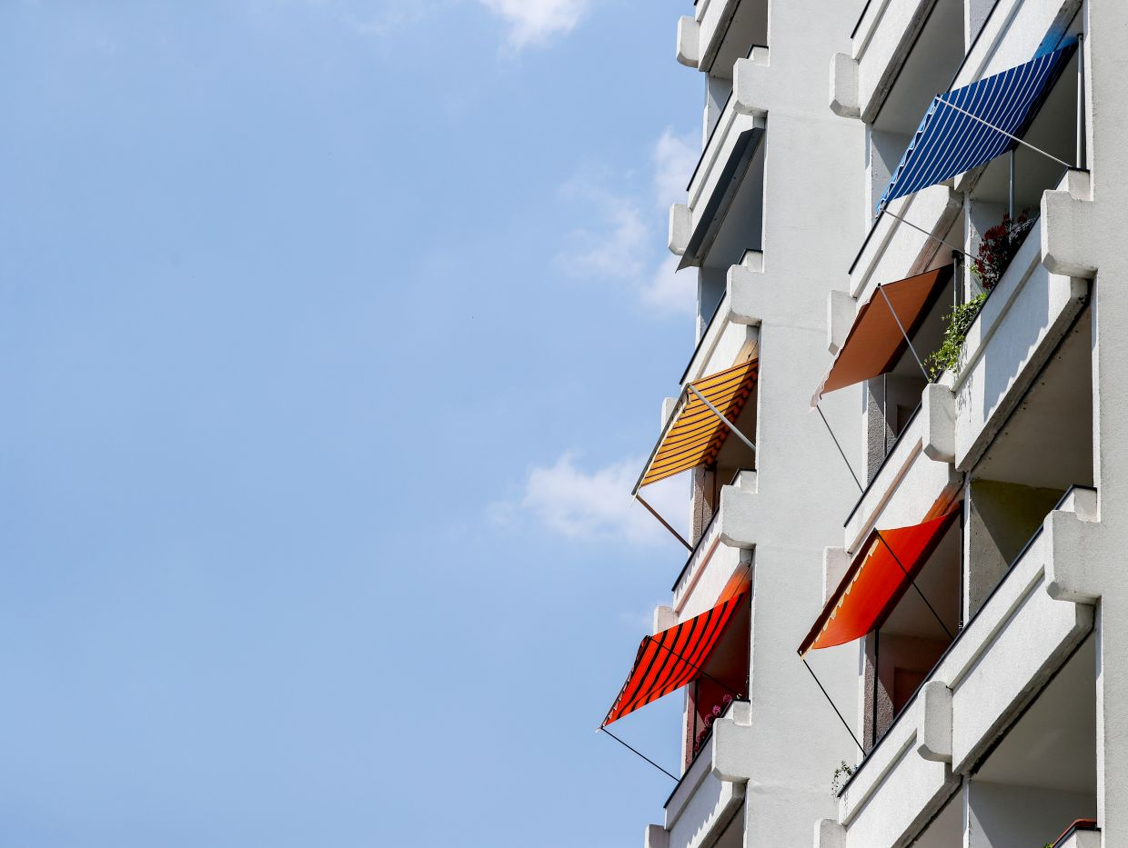 Awnings are a classic way of shielding the inside of your home from the sun's heat.