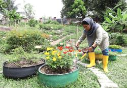 Taman Melawati residents transform Sg Klang riverbank
