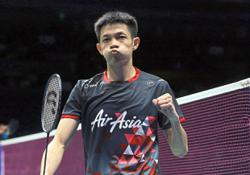 Daren hopes equal attention is given to back-up shuttlers