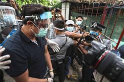 Canadian pastor jailed in Myanmar