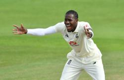 Archer bemoans luck as England off target in first test