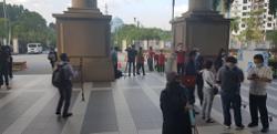 Guan Eng Trial Live Updates: LGE arrives at court complex