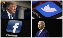 Twitter, Facebook take fresh steps to curb election manipulation