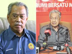 Court allows Muhyiddin to strike out Dr M's suit over Bersatu membership