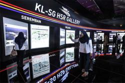 Private sector in Malaysia, Singapore keen on HSR