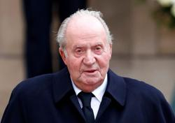 Spain's ex-king Juan Carlos is in Abu Dhabi, says ABC newspaper