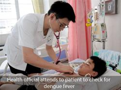 Laos: Dengue cases surging up as 9 confirmed dead; only one Covid-19 patient left