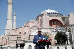 Erdogan says Turkey restarted energy exploration in east Mediterranean