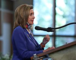 Pelosi: Democrats want biggest possible number on coronavirus UI benefit