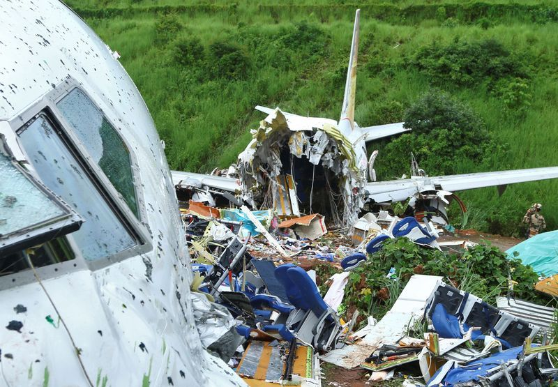 'I don't want to fly again': Surviving India's worst crash in 10 years