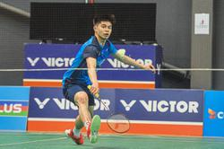 Jun Hao's close to his top form as tougher opponents loom