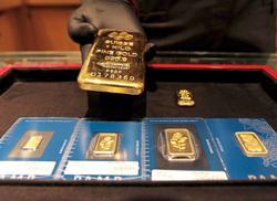 Gold in demand despite record price