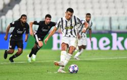 Ronaldo brace not enough as Olympique Lyon knock out Juventus