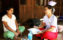 Myanmar: Govt to provide cash assistance to pregnant women