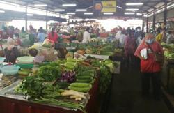 Thieves targeting Buntong market, fresh produce stolen