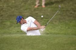 Koepka overcomes hip tightness to stay in contention at PGA Championship