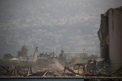 At least 43 Syrians among people killed in Beirut blast - Al Mayadeen