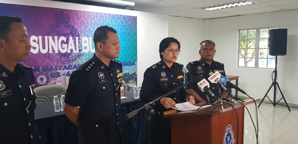 Sungai Buloh police deny allegations of inaction over illegal gambling activities