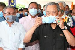 Follow SOP, urges Muhyiddin