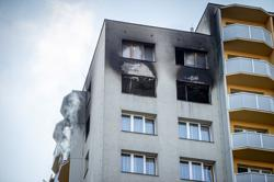 Czech apartment fire kills 11, including three children - iDNES.cz