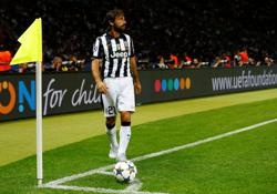 Factbox: Juventus manager Andrea Pirlo
