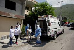 Mexico's coronavirus death tally exceeds 52,000, cases above 475,900