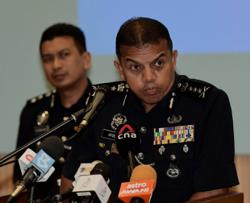 Johor police deny appointing security firm to handle firearm licence applications