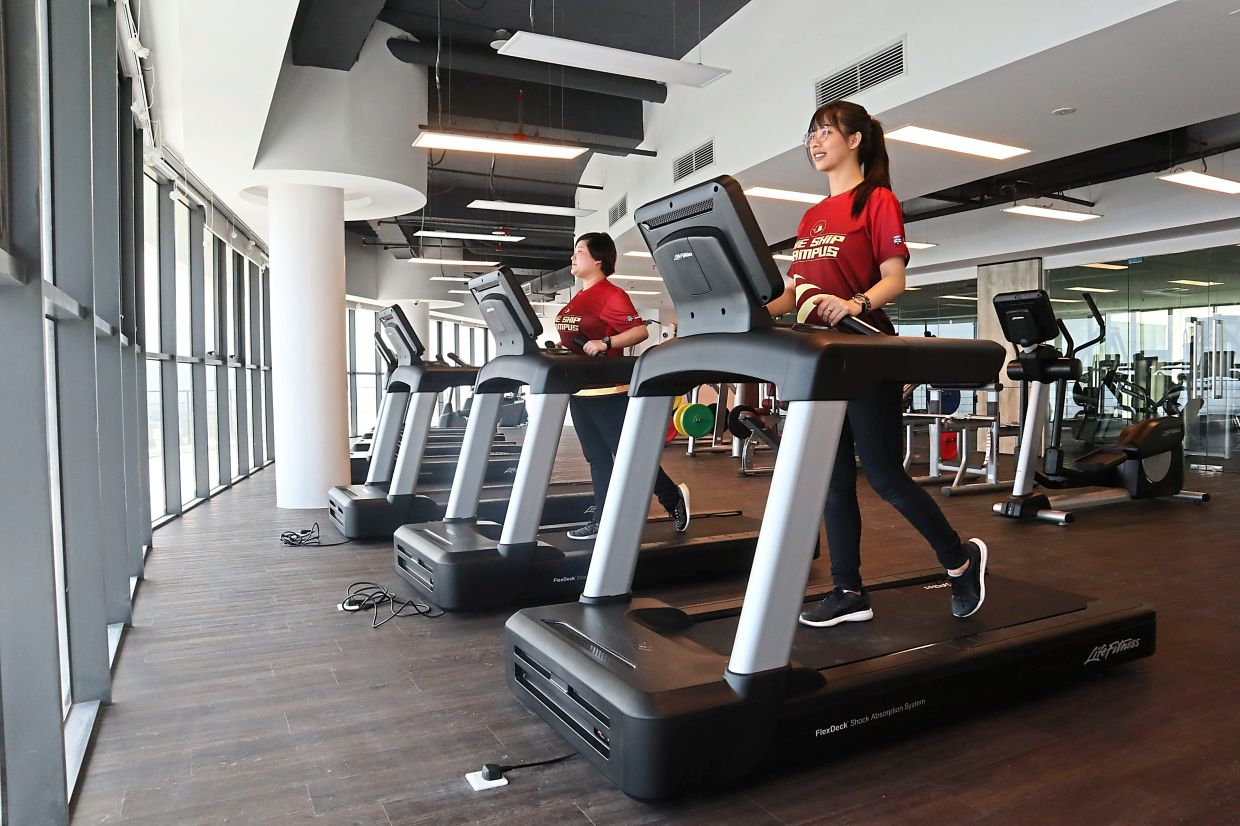 The campus will also have the Surfer's Paradise Gym as part of its facilities.